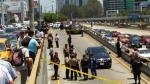 Vía Expresa: hampones están siendo identificados, dice ministro - Noticias de luis guillermo ortega rodriguez