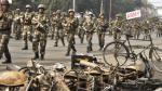 India: Disturbios ligados al sistema de castas dejan 19 muertos - Noticias de rajiv kumar