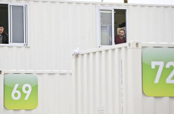 Jungla, el campamento de refugiados que Francia espera evacuar