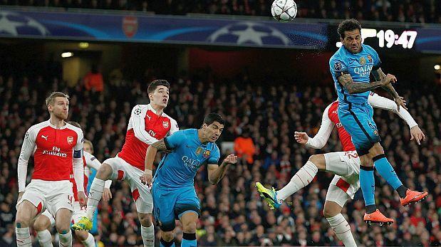 El Mejor: Con doblete de Messi el Barça bailó 2-0 al Arsenal