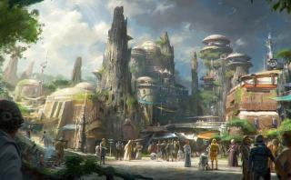 Así será el parque de Star Wars en Disney World