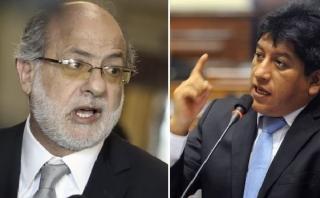 """""""Guzmán no es candidato del Ejecutivo, desautorizo a Abugattás"""""""