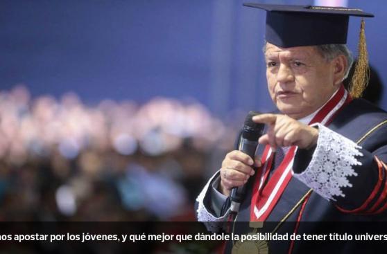 César Acuña y sus frases más resaltantes en entrevista con CNN