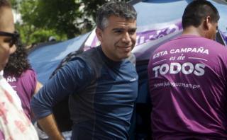JEE admitió inscripción de Guzmán y su candidatura sigue en pie