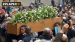 Cientos le dijeron adiós a Umberto Eco en Italia [VIDEO] - Noticias de james joyce