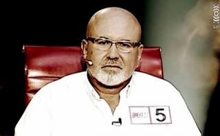"""""""El valor de la verdad"""": Carlos Bruce en el sillón rojo"""