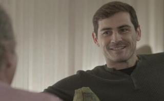 Iker Casillas no supo elegir entre Cristiano y Lionel Messi