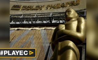 Hollywood se prepara para la entrega de los Oscar [VIDEO]