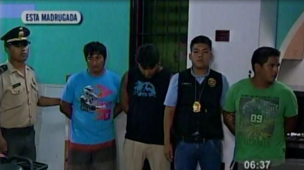 Capturan a banda que secuestraba a menores para prostituirlas
