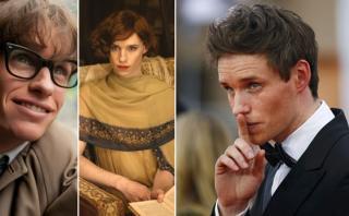 Eddie Redmayne: repasamos la filmografía del nominado al Oscar
