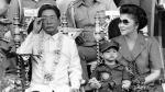 Ferdinand Marcos y la caída de la dictadura en Filipinas - Noticias de rosas aquino