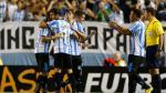Racing Club goleó 4-1 a Bolívar por Copa Libertadores - Noticias de juan zorrilla