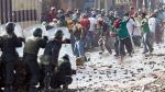 Al menos cinco conflictos sociales requieren atención urgente - Noticias de contaminación ambiental