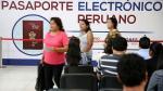 Pasaporte electrónico empezó a ser entregado desde hoy en Breña - Noticias de superintendencia nacional de migraciones