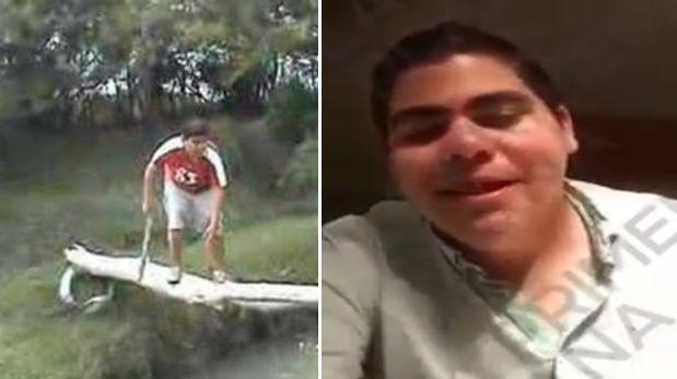 """YouTube: imagen de """"La caída de Edgar"""" luce así tras 10 años"""