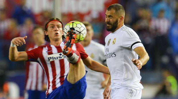 Atletico Madrid Vs Real Madrid: Real Madrid Vs. Atlético De Madrid EN VIVO Hora Del Derbi