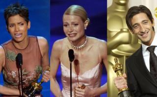 Premios Oscar: 10 épicos e inolvidables discursos [VIDEOS]