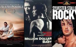 Ocho películas sobre deportes que ganaron un premio Oscar