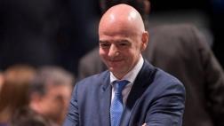 Gianni Infantino ganó elección y es nuevo presidente de la FIFA