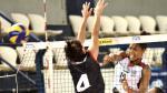 Vóley: San Martín debutó con victoria en Sudamericano de Clubes - Noticias de martin fuchs