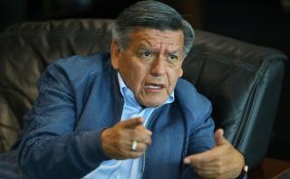 César Acuña descarta renunciar a su candidatura presidencial