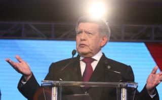 César Acuña: el JEE resolverá si lo excluye la próxima semana
