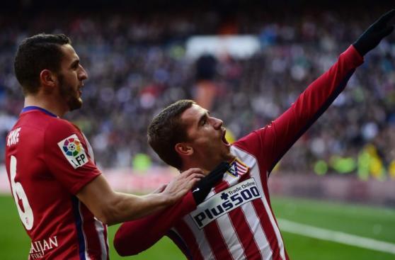 Antoine Griezmann, el héroe del Atlético de Madrid [FOTOS]