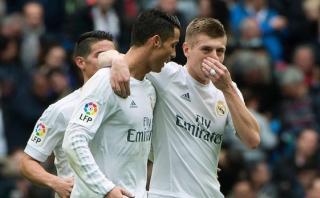Cristiano Ronaldo justificó declaraciones contra sus compañeros