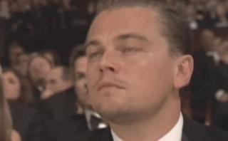 Oscar: Leonardo DiCaprio y sus reacciones cuando es derrotado