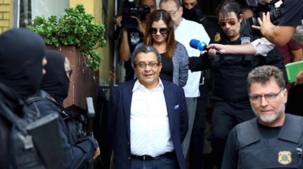 Joao Santana, un arresto que complica a más de un gobierno