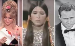 Premios Oscar: conoce a tres triunfadores que rechazaron premio