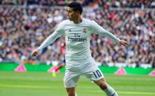 Real Madrid: padre de James Rodríguez lo defiende de críticas