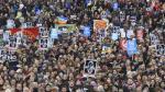 Multitudinario rechazo de Londres a las armas nucleares - Noticias de nicola pocella