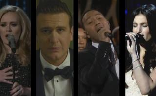 Los 5 últimos temas que ganaron el Oscar a mejor canción