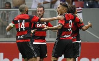Con Guerrero, Flamengo goleó 5-0 a Resende por Torneo Carioca