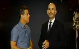 Ricardo Morán y Adolfo Aguilar conducirán los Oscars en Latina