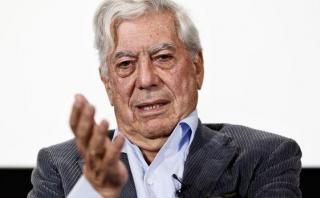 """Vargas Llosa: """"Nadine ha sido víctima de una campaña feroz"""""""