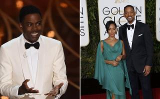 Oscar 2016: Chris Rock lanzó durísimo mensaje a Jada Pinkett