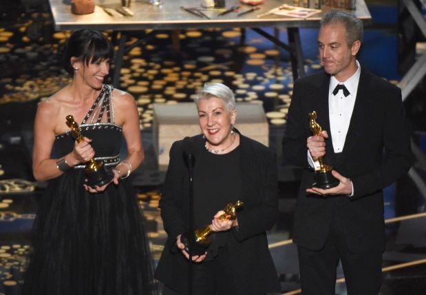[Foto] Premios Oscar 2016: la lista completa de ganadores