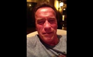 Schwarzenegger consoló a Stallone tras perder el Oscar