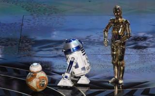 Oscar 2016: droides de Star Wars fueron ovacionados en gala