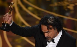 Oscar 2016: Alejandro González Iñárritu gana a Mejor Director