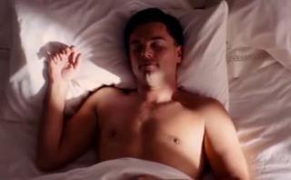 DiCaprio ganó el Oscar, pero tan solo era un sueño [VIDEO]