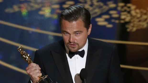 """Leonardo DiCaprio consiguió su primer Oscar por """"The Revenant"""""""
