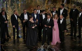 """""""Spotlight"""", la mejor película del Oscar 2016"""
