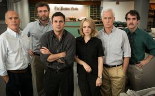 """""""Spotlight"""", así se hizo la mejor película del Oscar 2016"""
