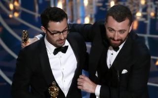 Sam Smith gana el Oscar y le dedica premio a comunidad LGBT