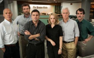 Spotlight: El cine detrás de la cruda realidad