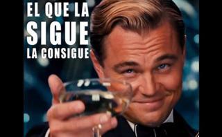 La Policía Nacional felicitó a Leonardo DiCaprio por su Oscar