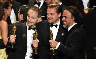 Oscar 2016: ¿Cuánto ráting promedió la ceremonia en el Perú?